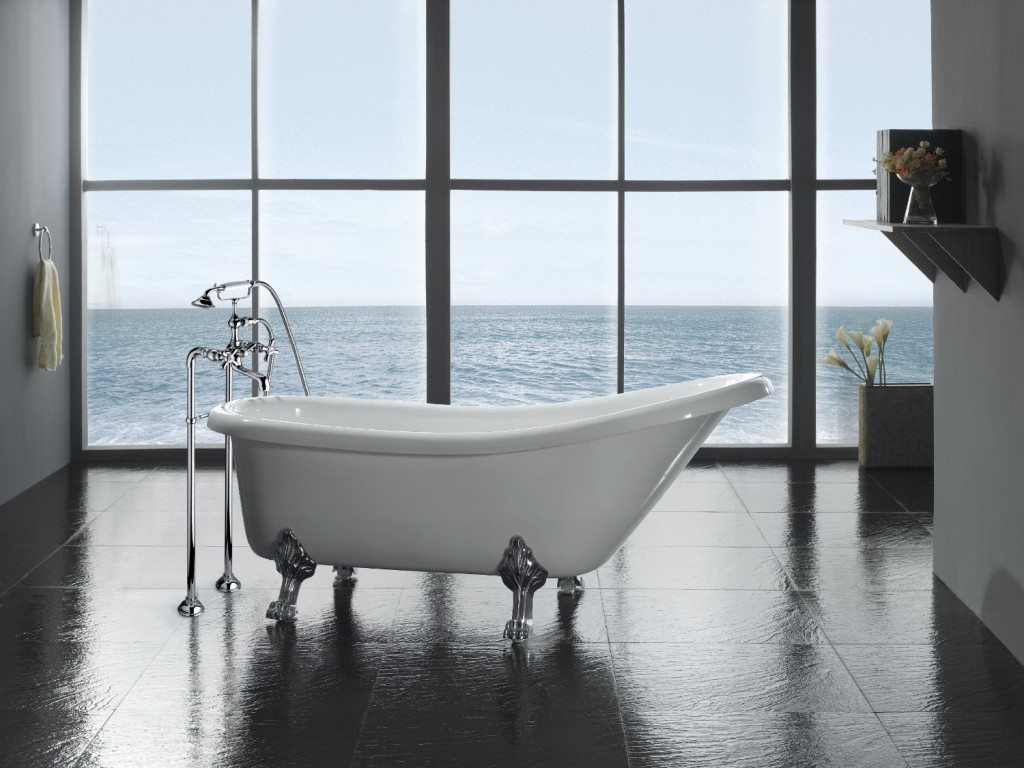 OVE-Clawfoot-Freestanding-Acrylic-Bathtub-Review-photo-1024x768